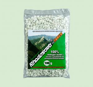 100% Природен Активиран Зеолит / Клиноптилолит  100 г.